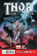 Thor God of Thunder Vol 1 10