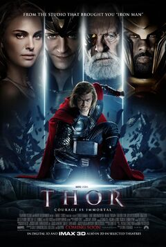 Thor Theatrical Poster