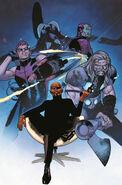 Ultimate Comics Ultimates Vol 1 7 Coipel Variant Textless