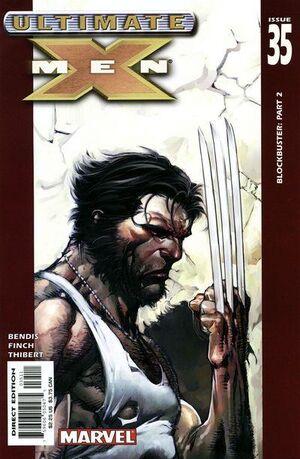 Ultimate X-Men Vol 1 35