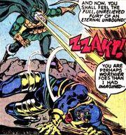 Valkin, Tutinax (Earth-616) from Thor Annual Vol 1 7