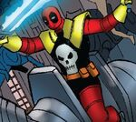 Wade Wilson (Earth-Unknown) from Cable & Deadpool Vol 1 46 0001