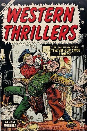 Western Thrillers Vol 1 2