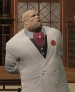Wilson Fisk (Earth-96283) from Spider-Man 3 (video game) 0001
