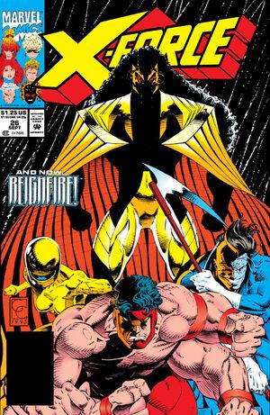 X-Force Vol 1 26