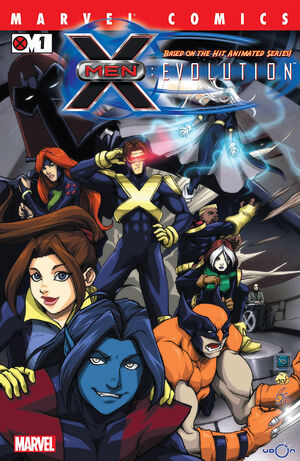 X-Men Evolution Vol 1 1
