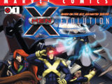 X-Men Evolution Vol 1