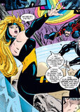 Alison Blaire (Earth-295) from Amazing X-Men Vol 1 1 0001