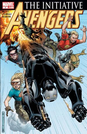 Avengers The Initiative Vol 1 2