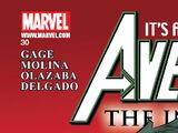 Avengers: The Initiative Vol 1 30