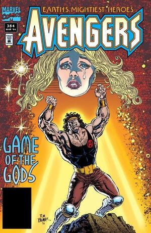 Avengers Vol 1 384