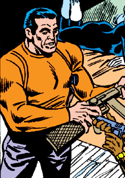 Bruno Grainger (Earth-616) from Amazing Spider-Man Vol 1 194 001