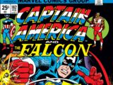 Captain America Vol 1 182
