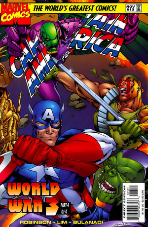 Captain America Vol 2 13