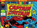 Captain Britain Vol 1 4