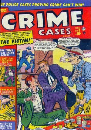 Crime Cases Comics Vol 1 8