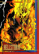 Daimion Hellstorm (Earth-616) from Marvel Universe Cards Series IV 0001