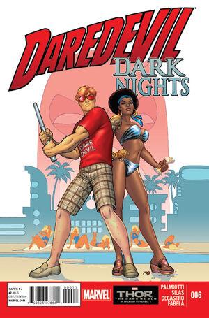 Daredevil Dark Nights Vol 1 6