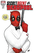 Deadpool Secret Agent Deadpool Vol 1 1