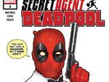 Deadpool: Secret Agent Deadpool Vol 1