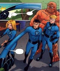 Fantastic Four (Earth-5631) Fantastic Four & Power Pack Vol 1 1