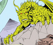 Fin Fang Foom (Earth-616) from Iron Man Vol 1 275 001