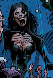 Frances Barrison (Earth-13264) from Marvel Zombies Vol 2 3 001