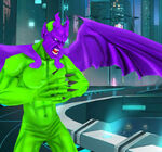 Goblin (Earth-TRN389) from Spider-Man Unlimited (video game) 002