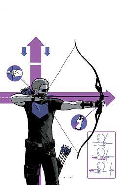 Hawkeye Vol 4 2 Textless