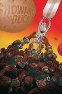 Howard the Duck Vol 6 3 Textless
