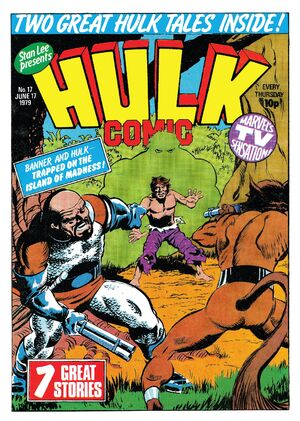 Hulk Comic (UK) Vol 1 17
