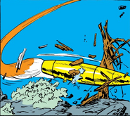Ithaca (New York) from Fantastic Four Vol 1 1 001