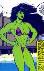 Jennifer Walters (Earth-Unknown) from Sensational She-Hulk Vol 1 50 0007