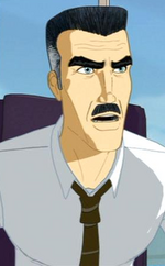 John Jonah Jameson (Earth-760207) from Spider-Man The New Animated Series 001