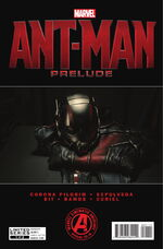 Marvel's Ant-Man Prelude Vol 1 1