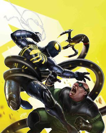 Spider-Man's Anti-Ock Suit | Marvel Database | Fandom