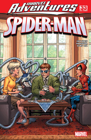 Marvel Adventures Spider-Man Vol 1 33
