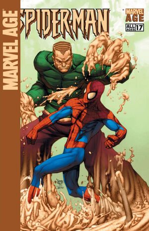 Marvel Age Spider-Man Vol 1 17