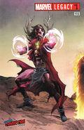 Marvel Legacy Vol 1 1 NYCC Deodato Agamotto Variant