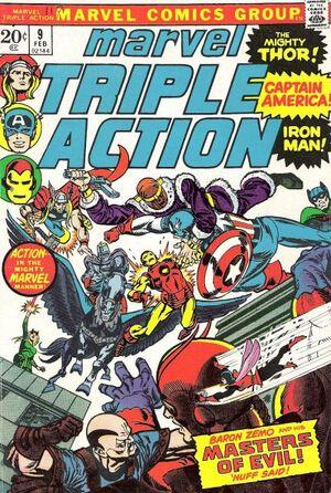 Marvel Triple Action Vol 1 9