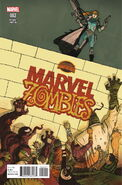 Marvel Zombies Vol 2 2 Walta Variant