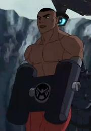 Max Fury (Earth-12041) human form