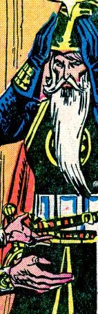 Merlyn (Otherworld) from Black Knight Vol 1 3 0001