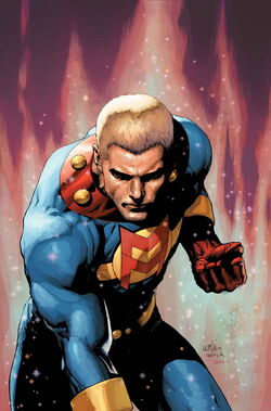 Miracleman Vol 1 1 Yu Variant Textless