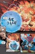 Monica Chang (Earth-1610) and Ultimates (Earth-1610) from Ultimate Comics Ultimates Vol 1 25 002