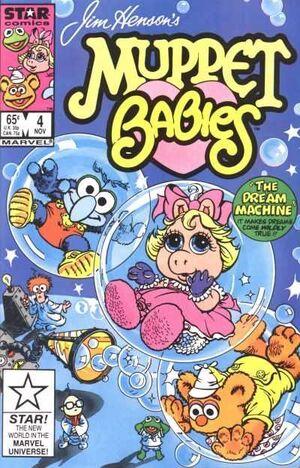 Muppet Babies Vol 1 4