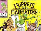 Muppets Take Manhattan Vol 1