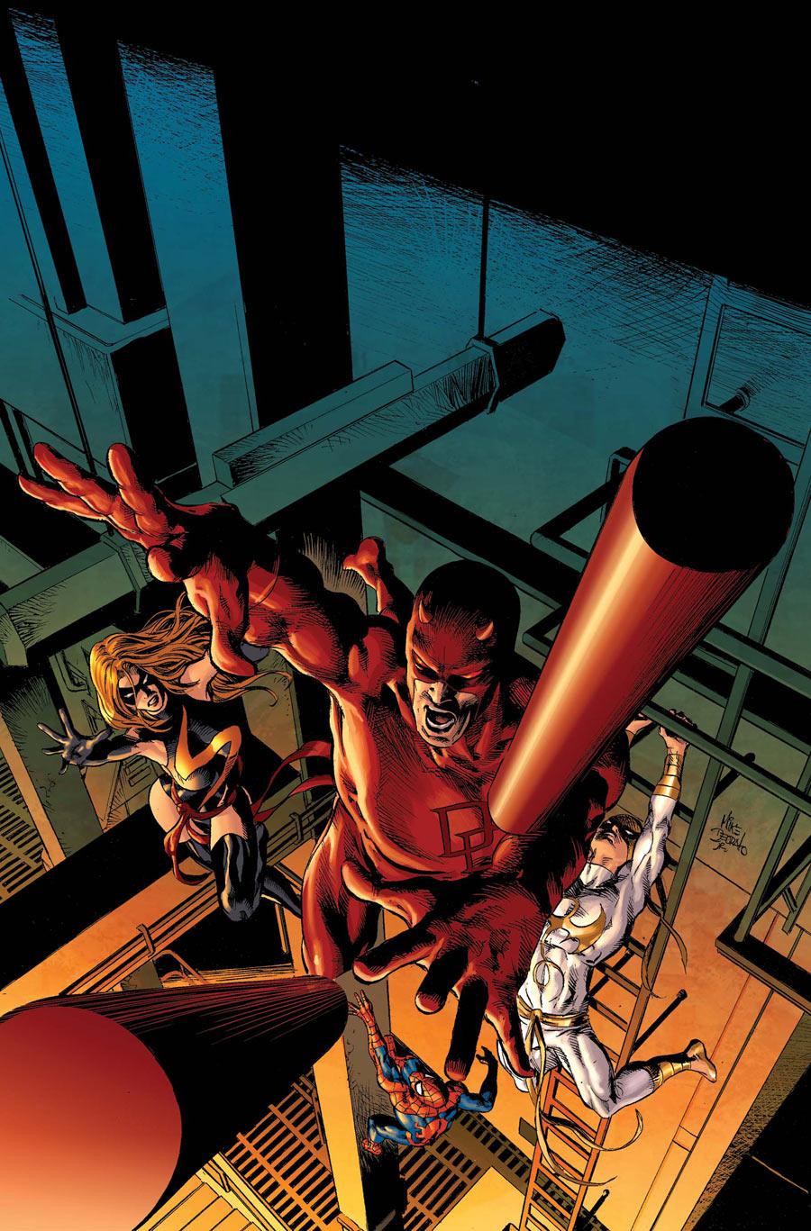 New Avengers Vol 2 16 Textless