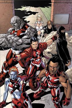 New X-Men Hellions Vol 1 1 Textless