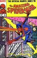 Official Marvel Index to Amazing Spider-Man Vol 1 6